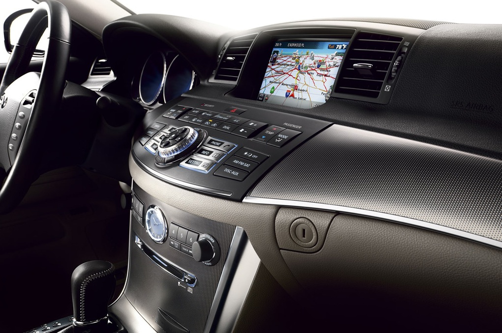 2008 Infiniti M35 Information And Photos Zombiedrive