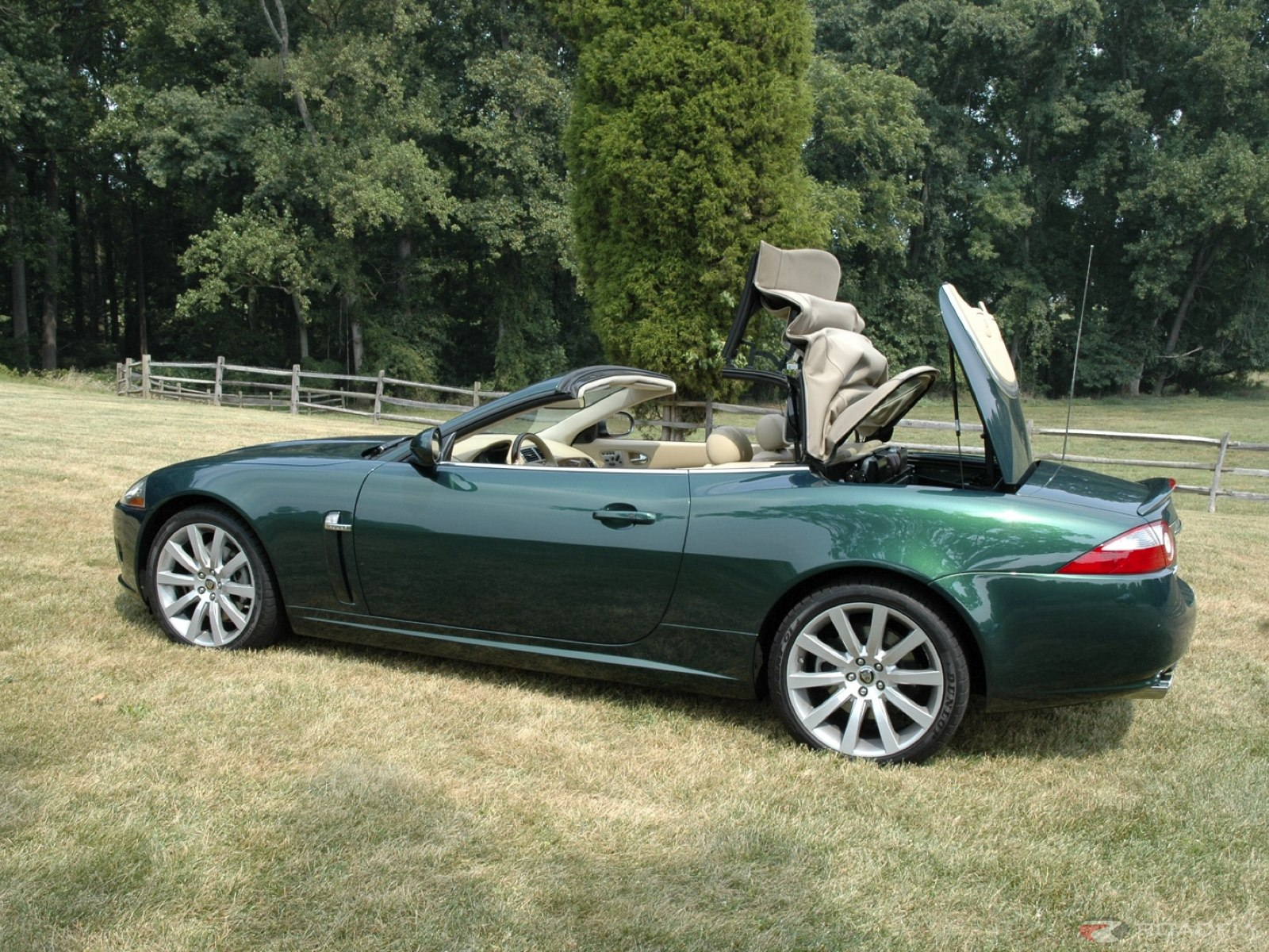 cars used jaguar cabriolet for roadster classic xk dhc grey sale