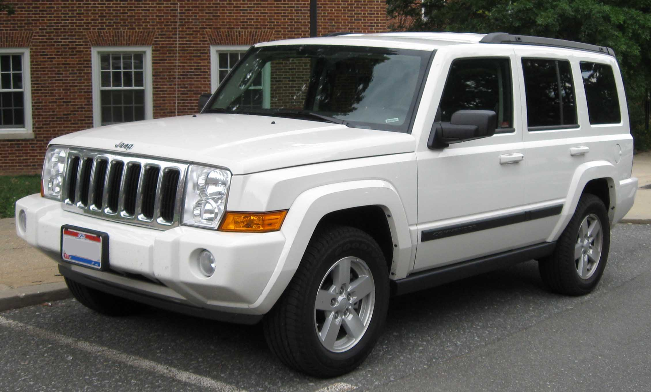 Jeep Commander #1