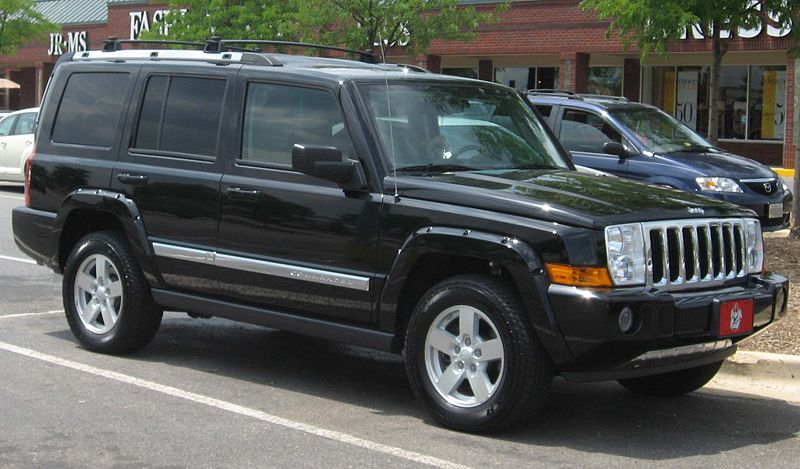 Jeep Commander #3