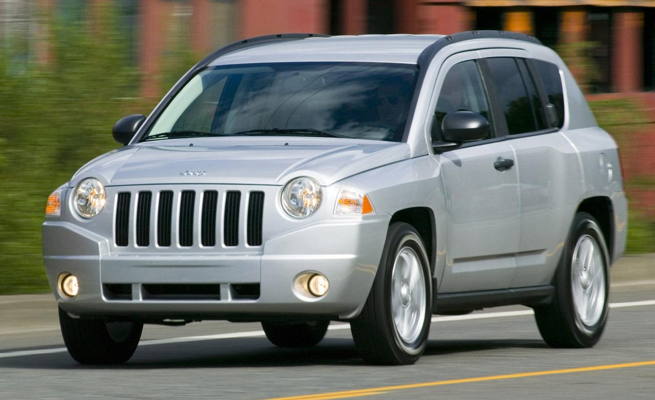 2008 jeep compass - information and photos - zombiedrive
