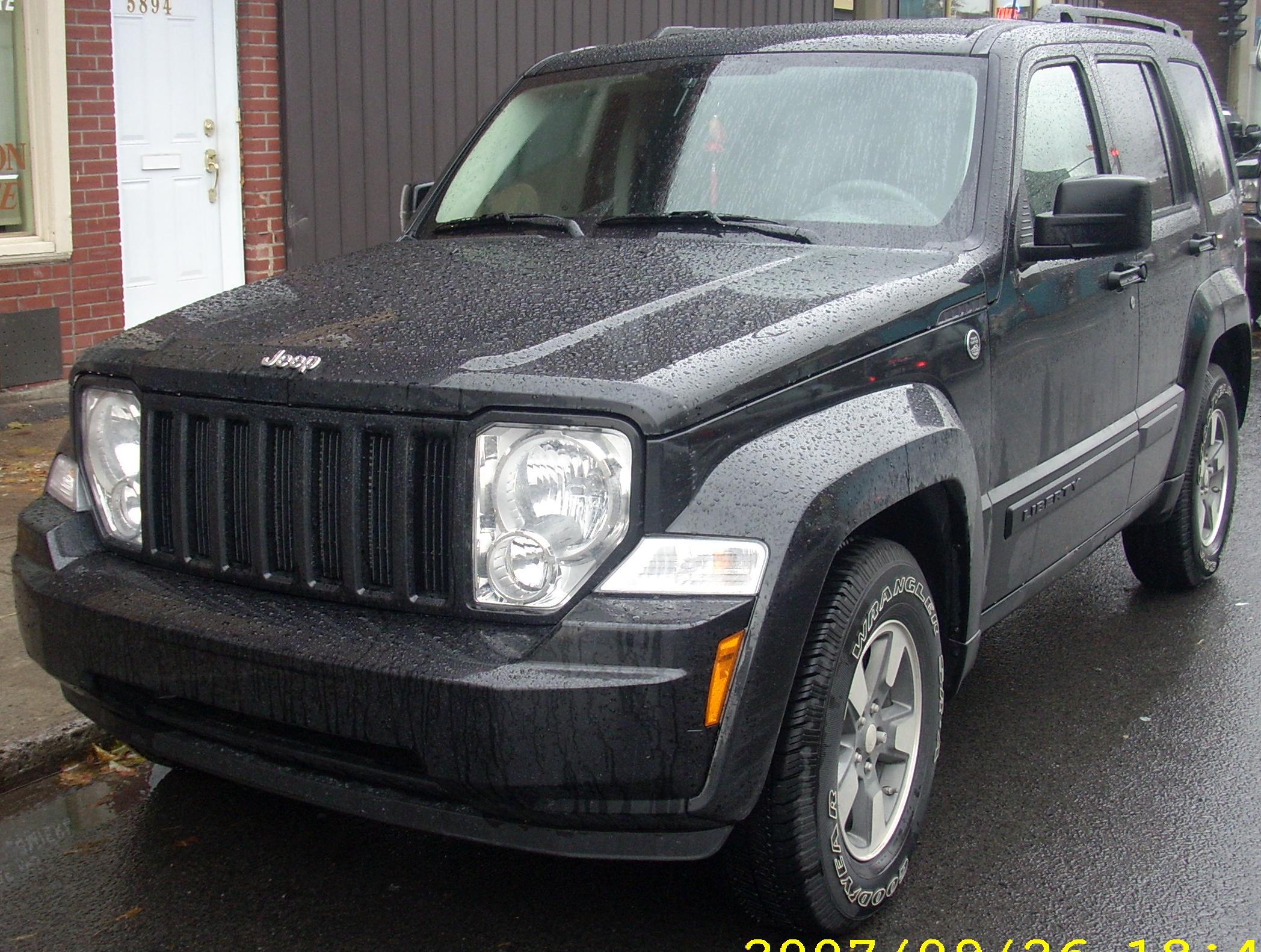 2008 jeep liberty - image #8