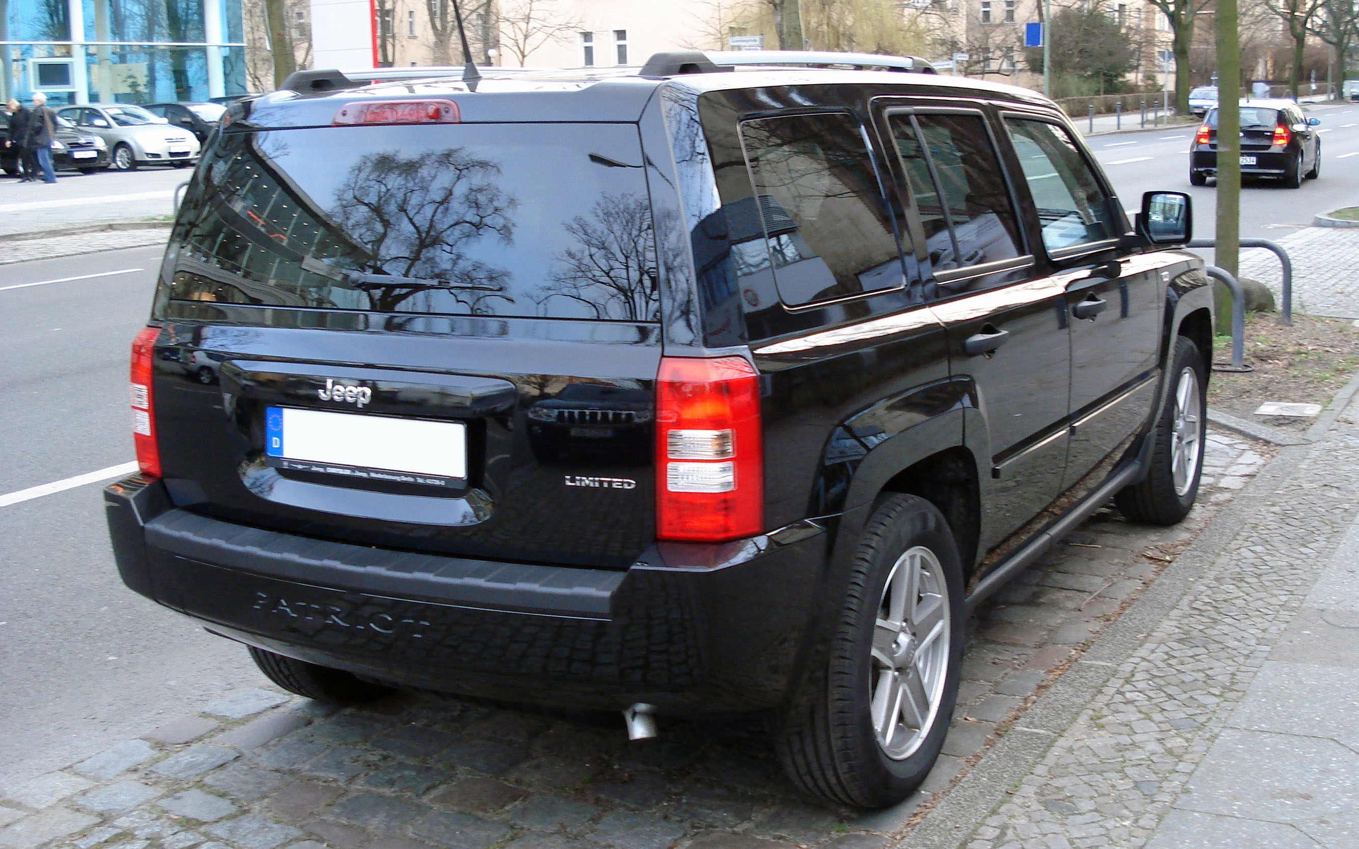 2008 Jeep Patriot Information And Photos Zombiedrive