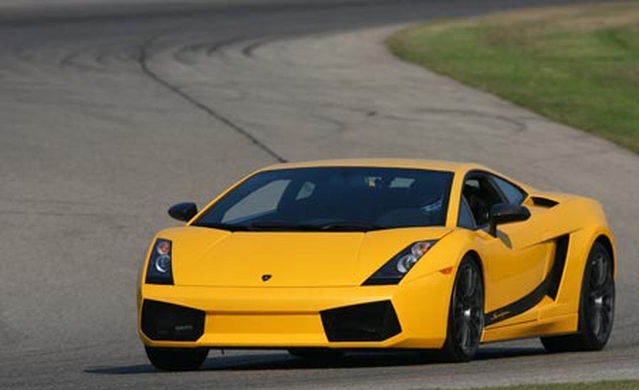 2008 Lamborghini Gallardo Image 10