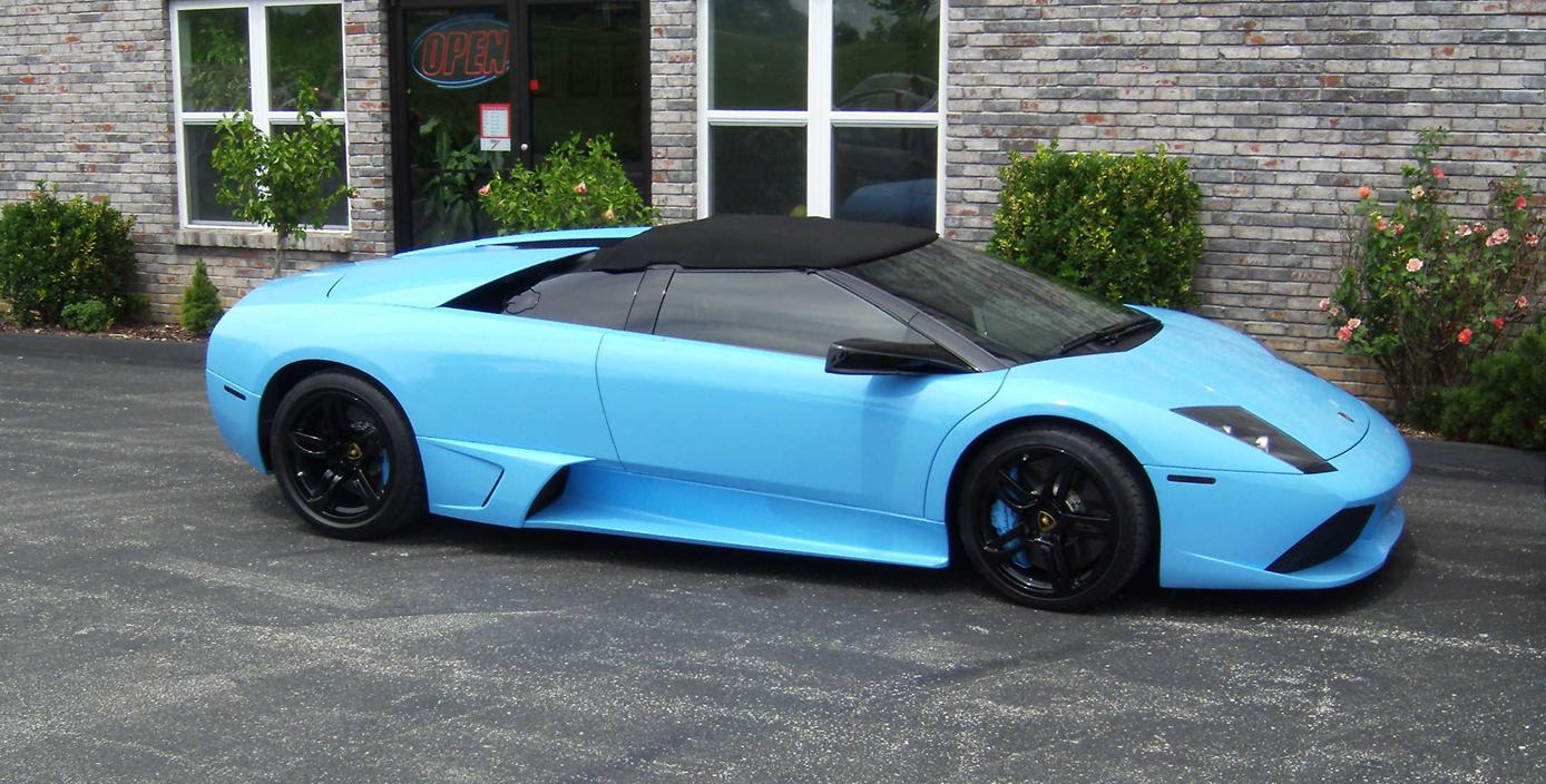 2008 Lamborghini Murcielago Image 5