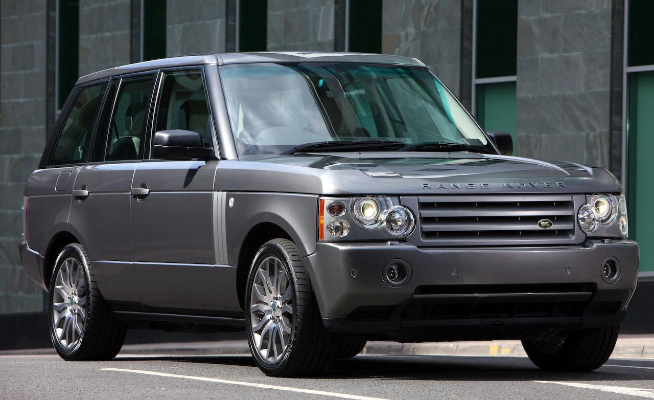 2008 Land Rover Range Rover Image 19