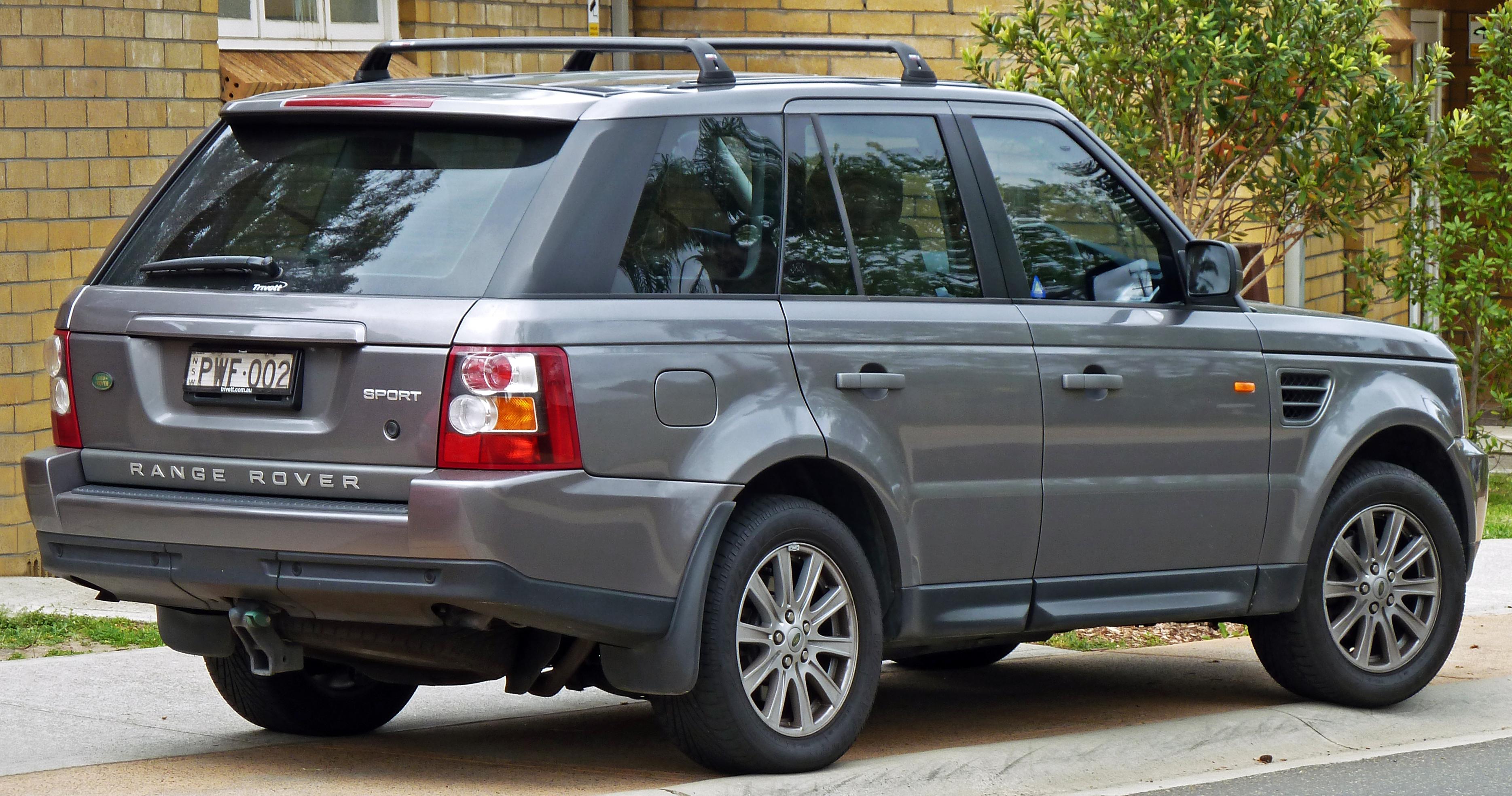 2008 Land Rover Range Rover Sport Image 20