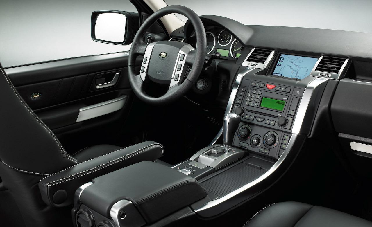 2008 Land Rover Range Rover Sport Image 15