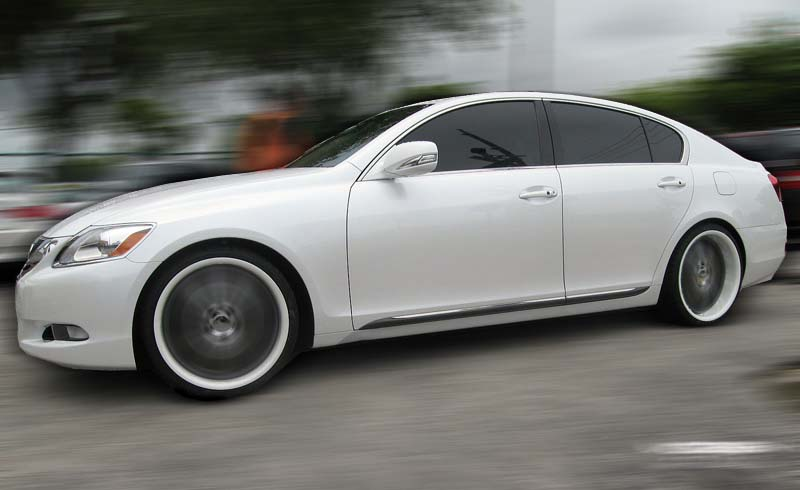 2008 Lexus Gs 350 Image 8