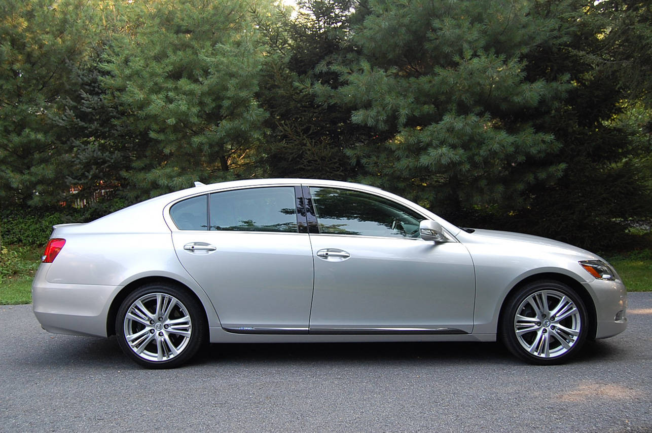 2008 Lexus Gs 450h Information And Photos Zombiedrive