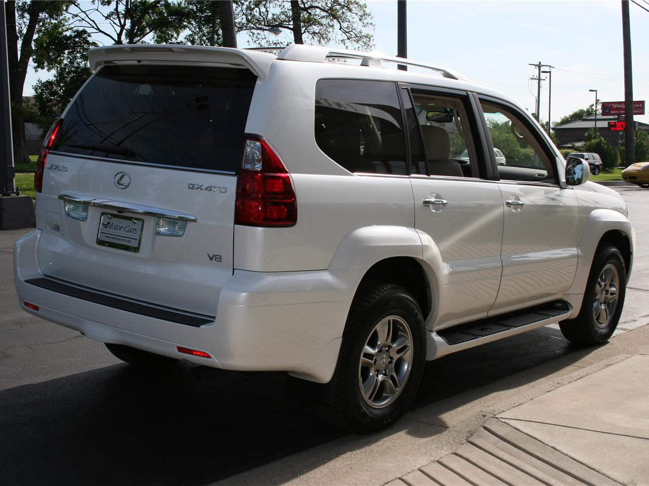 2008 Lexus GX 470 - Information and photos - ZombieDrive