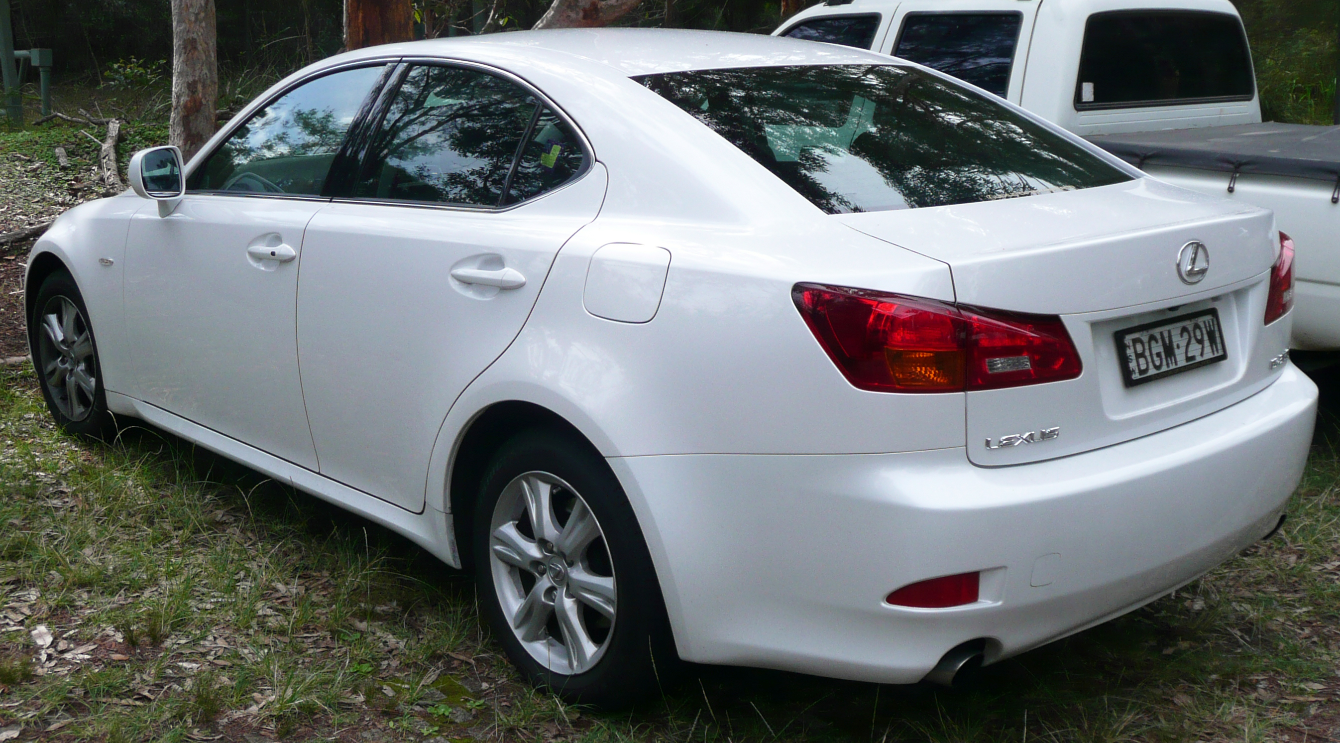 2008 Lexus Is 250 Image 1