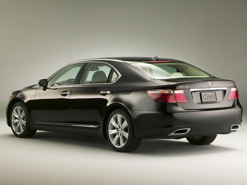 2008 lexus ls 600h l information and photos zombiedrive. Black Bedroom Furniture Sets. Home Design Ideas