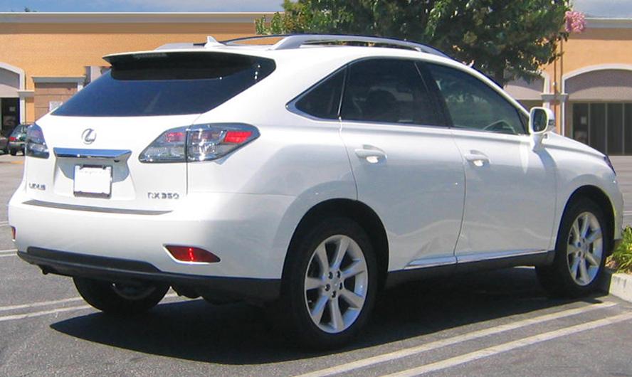 2008 LEXUS RX 350 - Image #17
