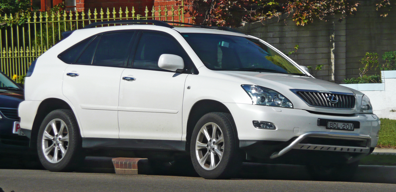 2008 Lexus Rx 350 Image 18