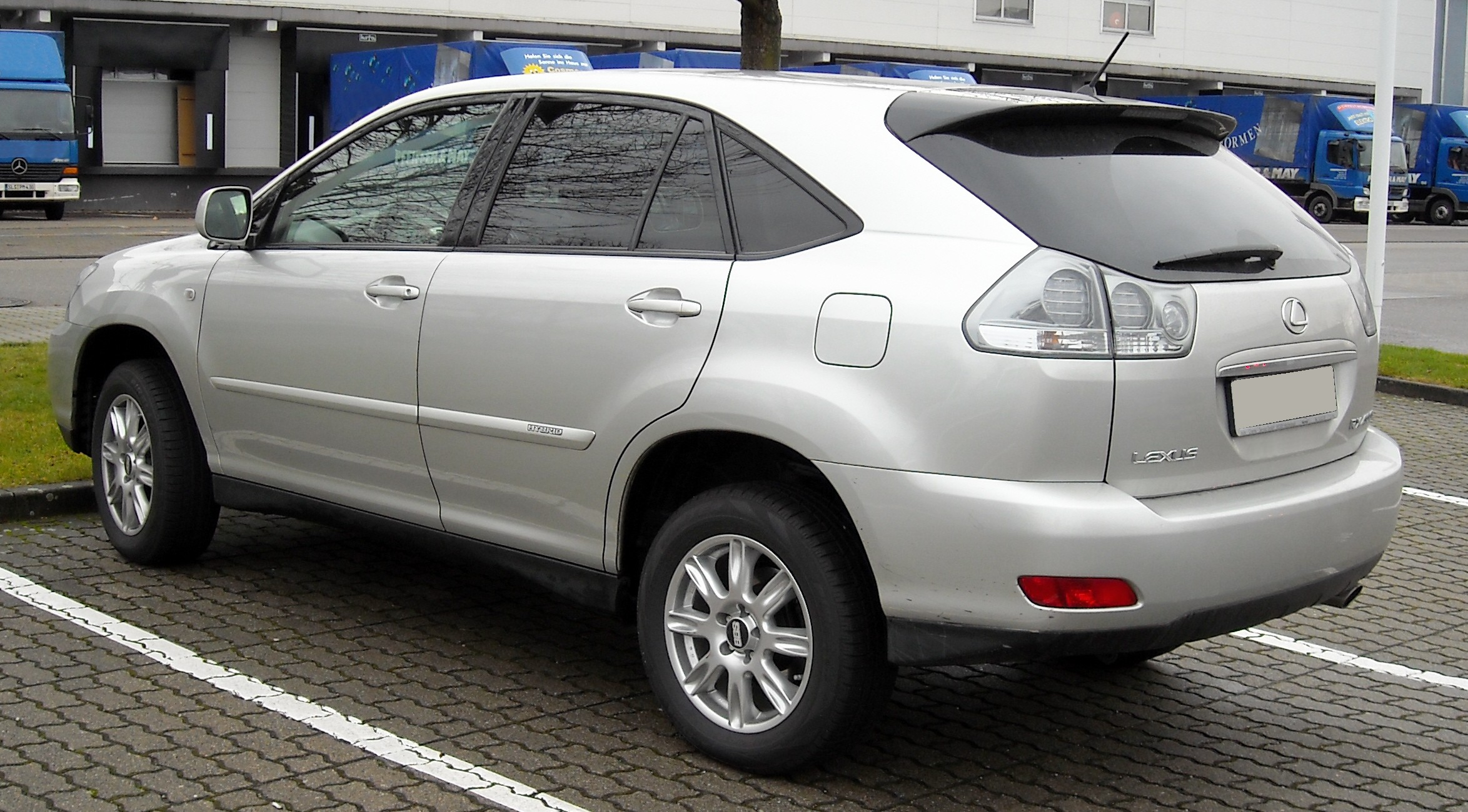 2008 lexus rx 400h 15 lexus rx 400h 15