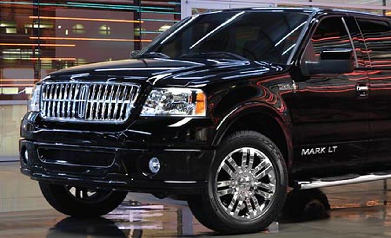 Lincoln Mark LT #21