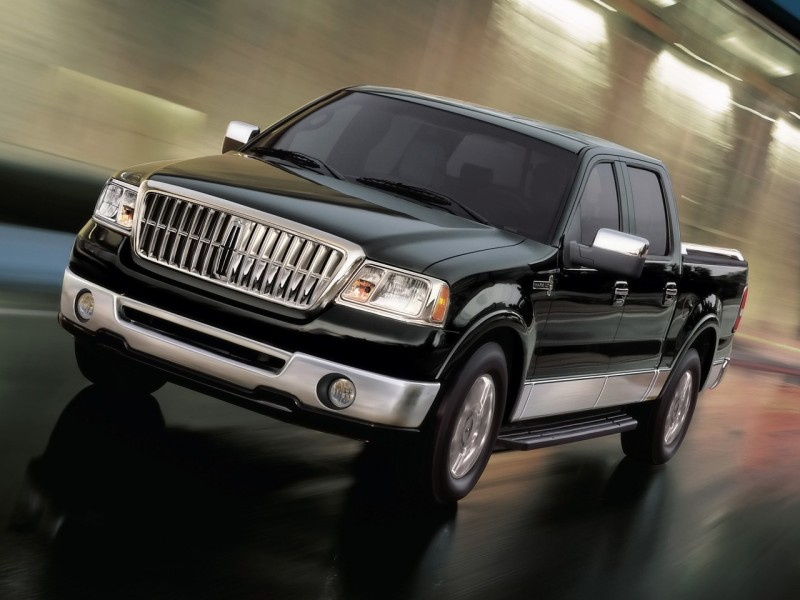 Lincoln Mark LT #11