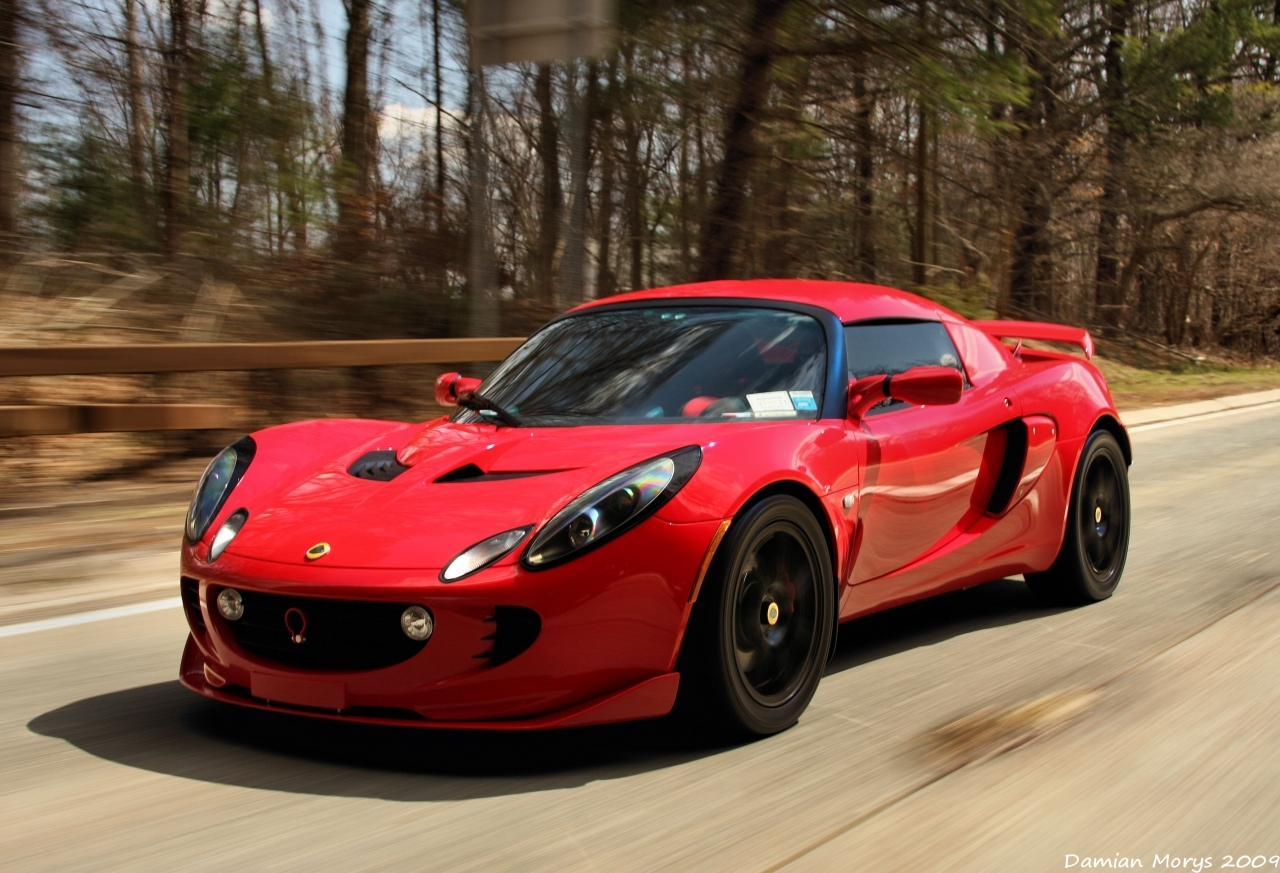 2008 Lotus Exige - Information and photos - ZombieDrive