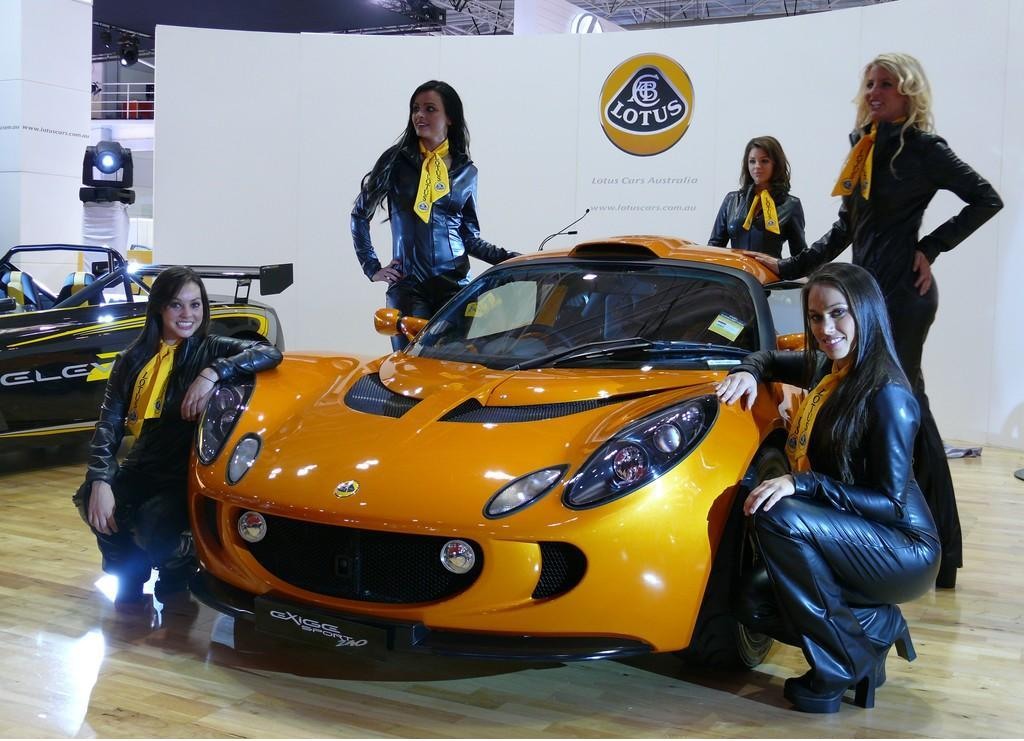 2008 Lotus Exige Information And Photos Zombiedrive