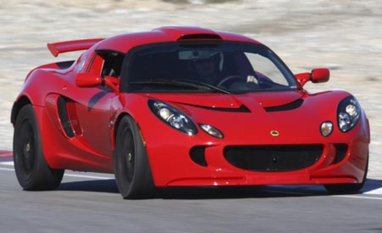 2008 Lotus Exige S 240 - First Drive Review - Car Reviews - Car ...