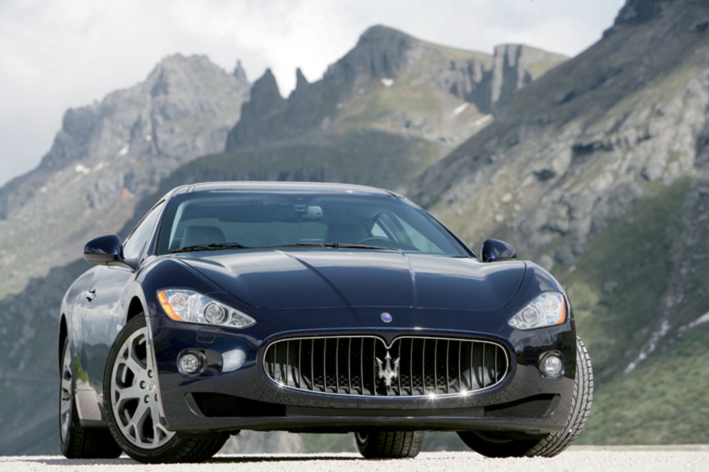 2008 Maserati Quattroporte - Information and photos - ZombieDrive