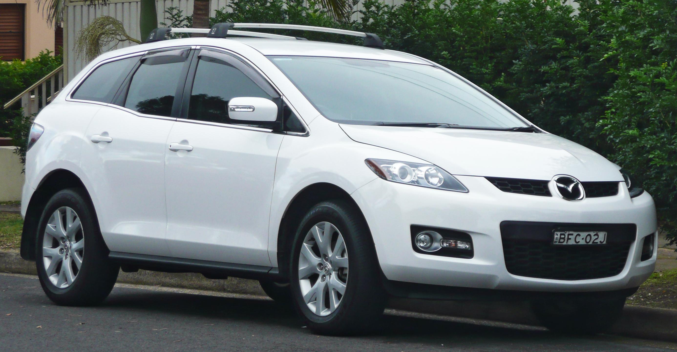 2008 MAZDA CX 7   Image #19
