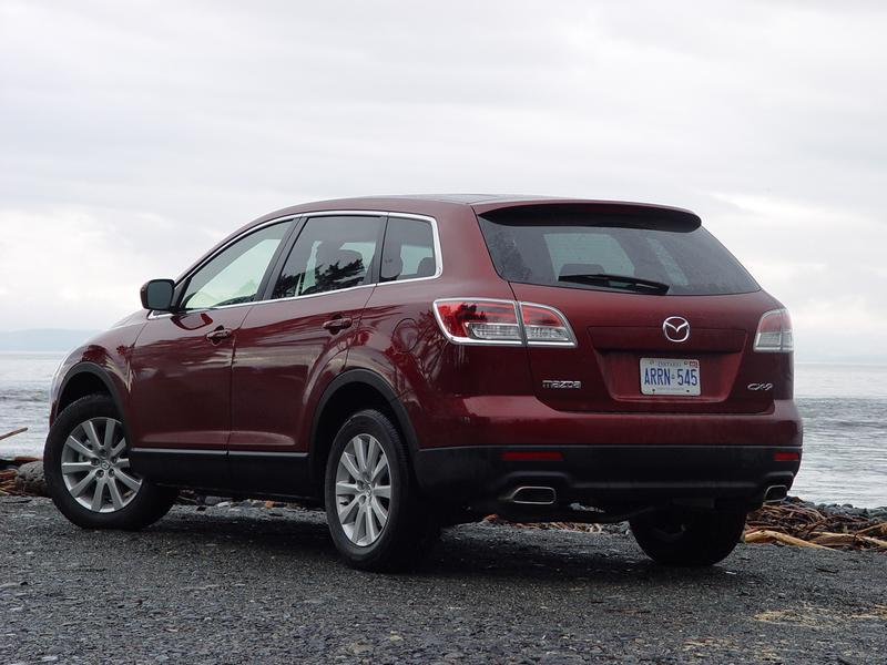 2008 mazda cx 9 information and photos zombiedrive. Black Bedroom Furniture Sets. Home Design Ideas