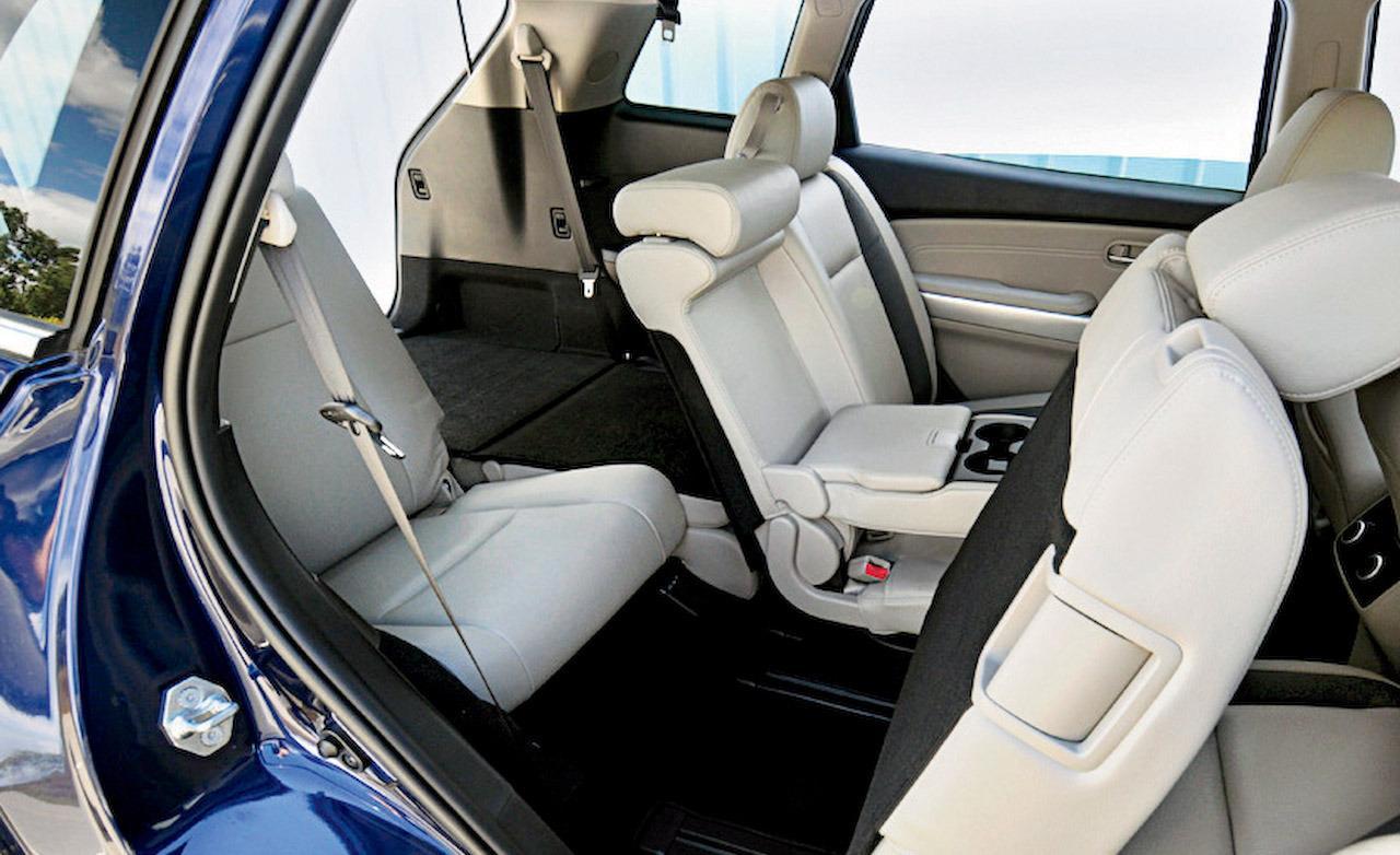 Mazda cx 9 8