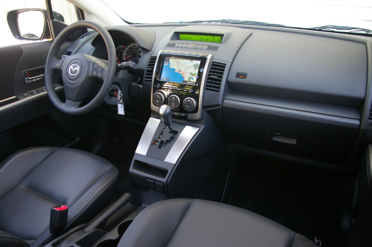2008 Mazda Mazda5 Information And Photos Zombiedrive