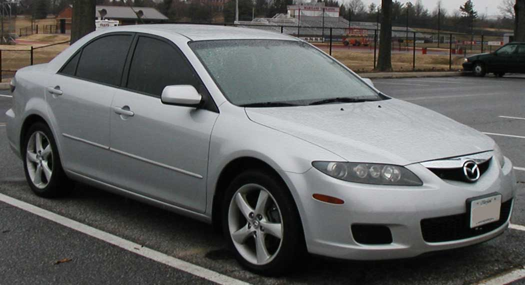2008 Mazda Mazda6 Information And Photos Zombiedrive