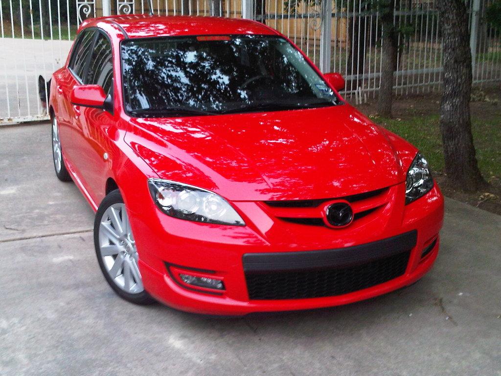 Mazda Speed 3 >> 2008 MAZDA MAZDASPEED MAZDA3 - Image #20