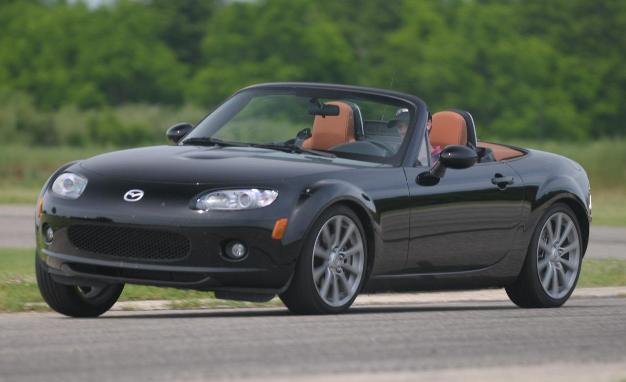2008 mazda mx 5 miata image 12. Black Bedroom Furniture Sets. Home Design Ideas