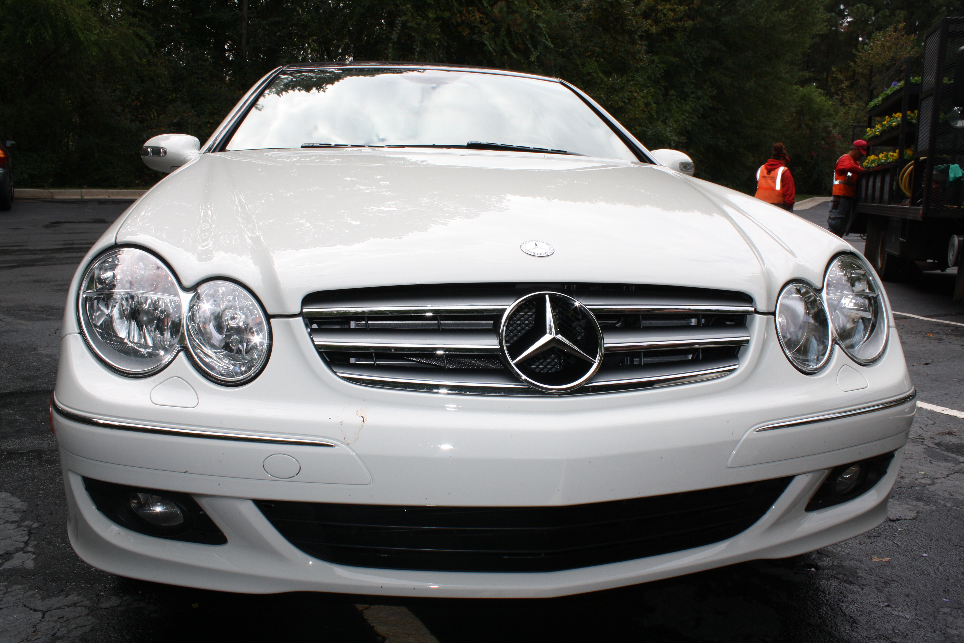 Mercedes-benz Clk-class 9