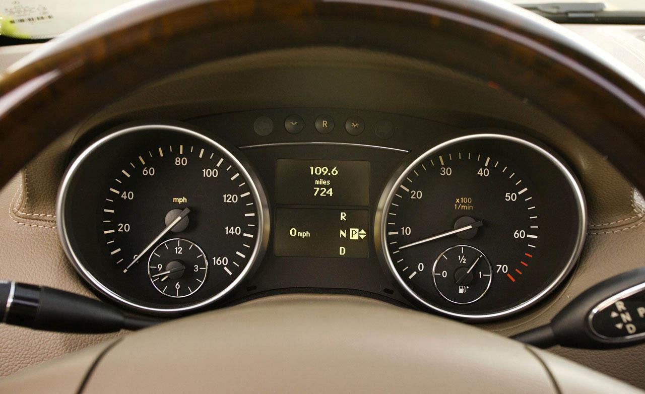 Mercedes-benz Gl-class 18