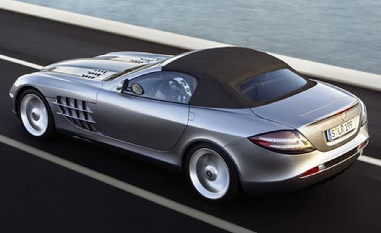 2008 Mercedes Benz Slr Mclaren Image 12