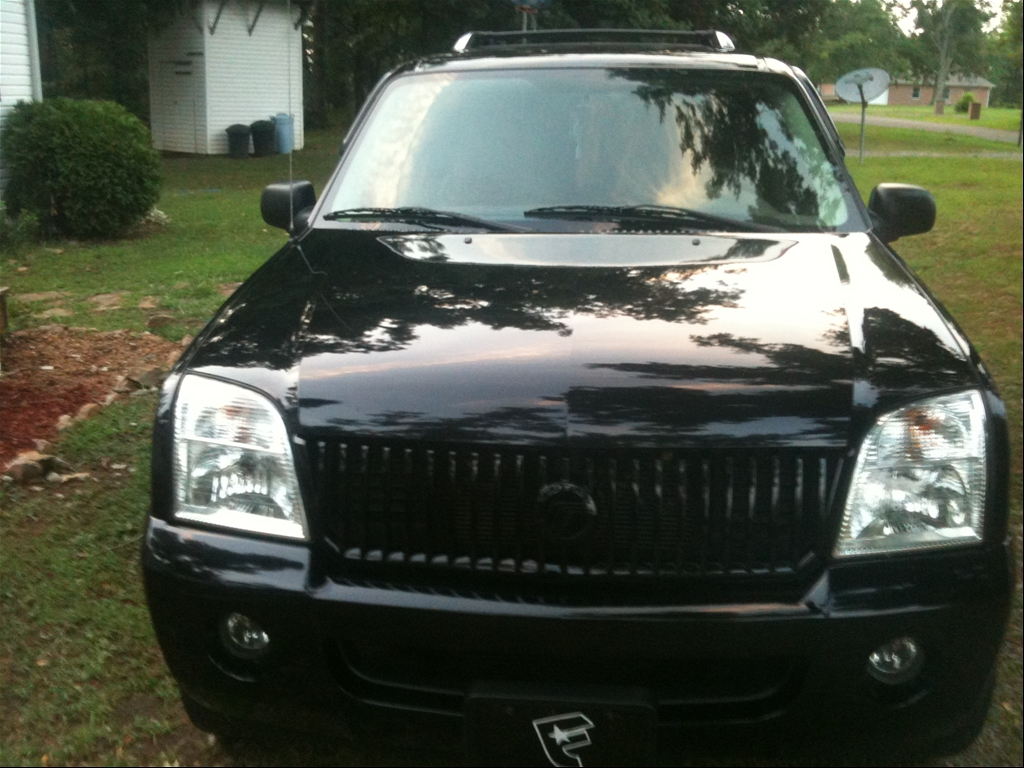 Mercury Mountaineer #11