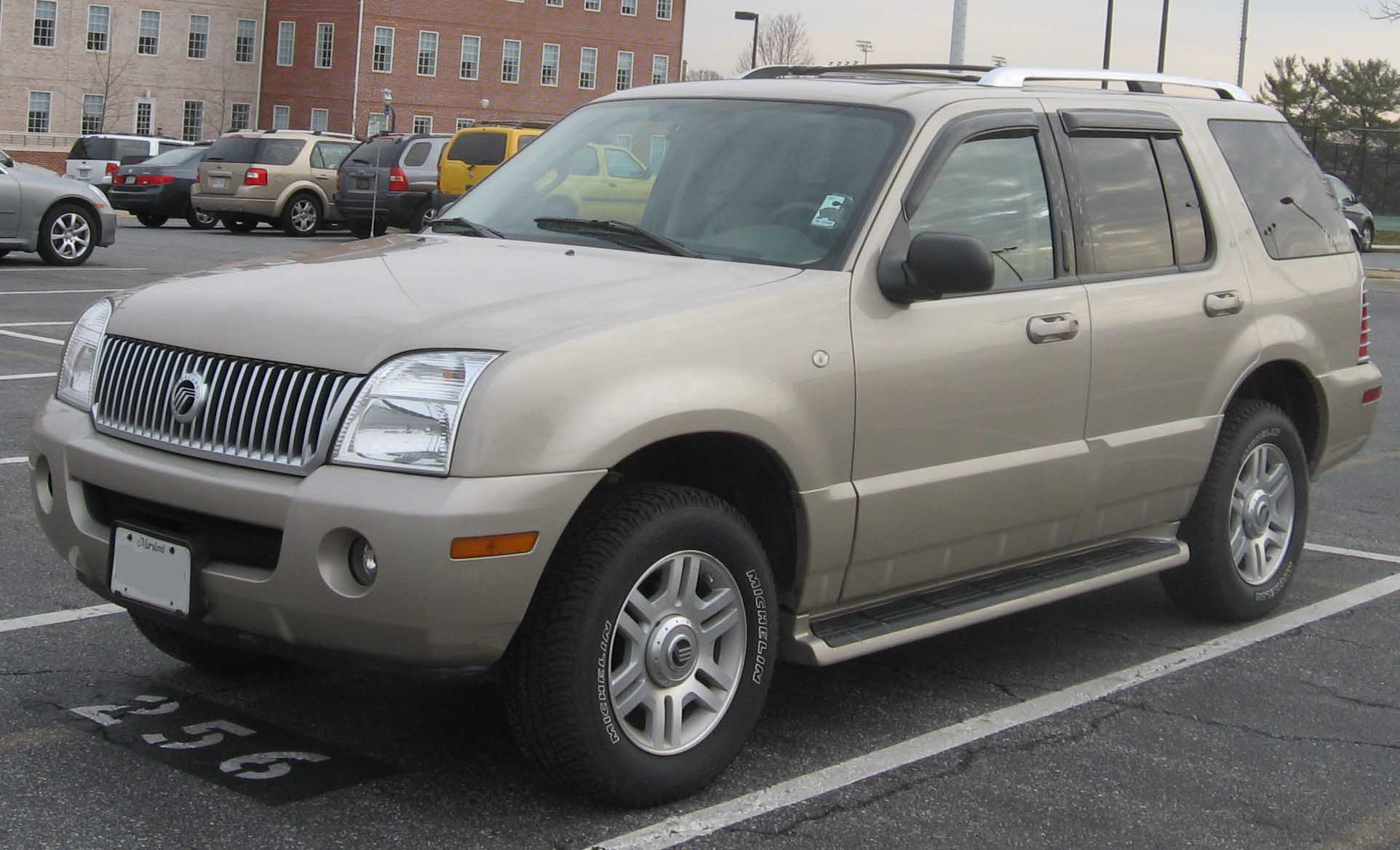 Mercury Mountaineer #12
