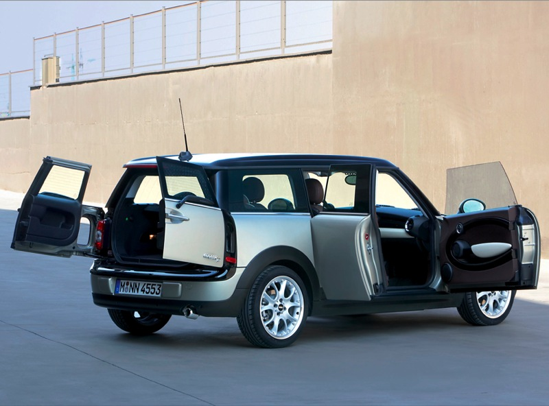 2008 Mini Cooper Clubman Information And Photos Zombiedrive