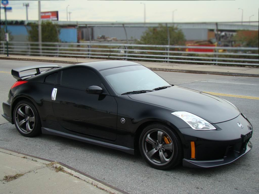 2008 Nissan 350z Information And Photos Zombiedrive