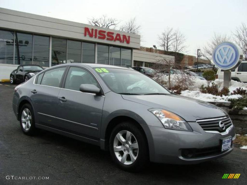 2008 Nissan Altima Hybrid Image 4