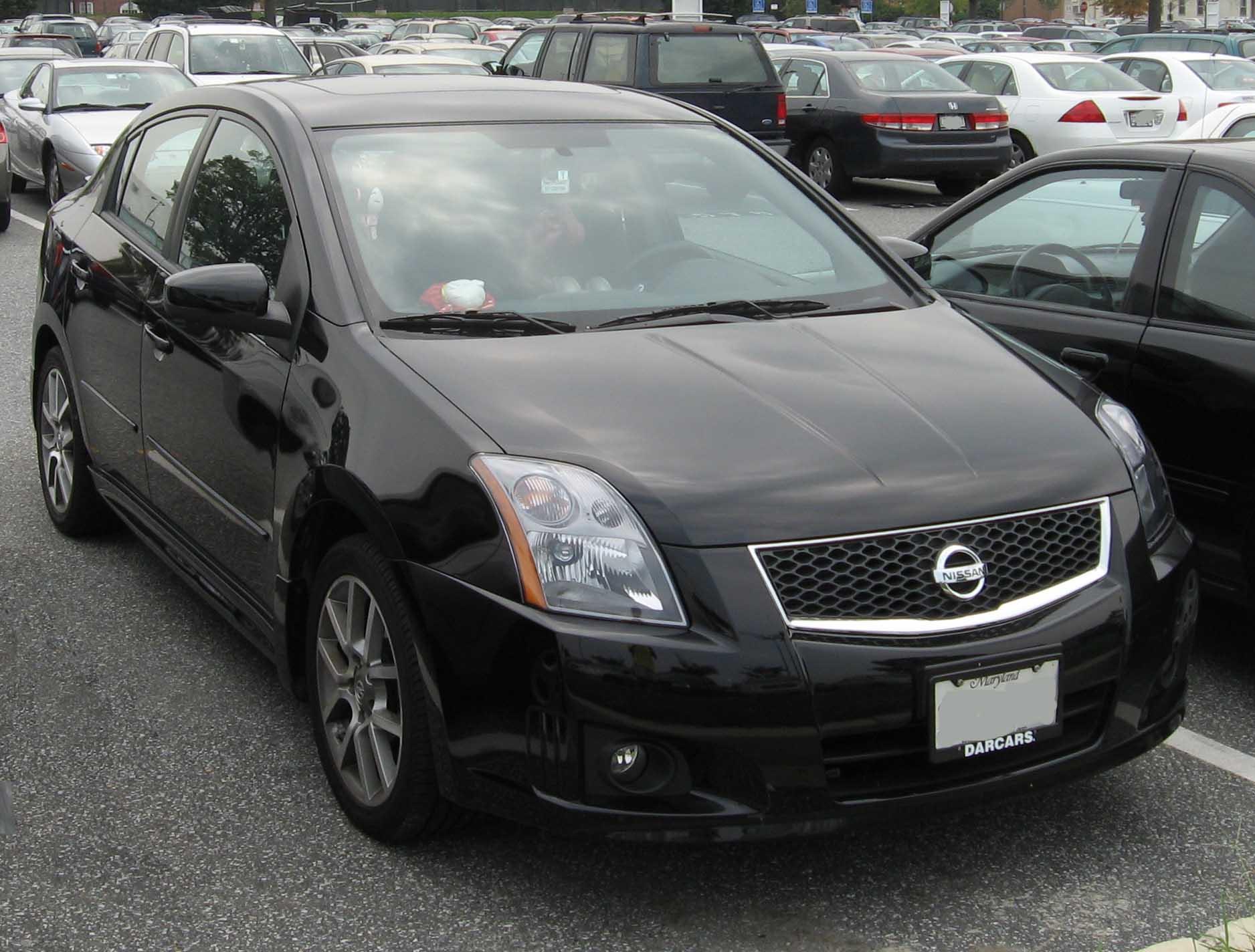 2008 Nissan Sentra #13 Nissan Sentra #13