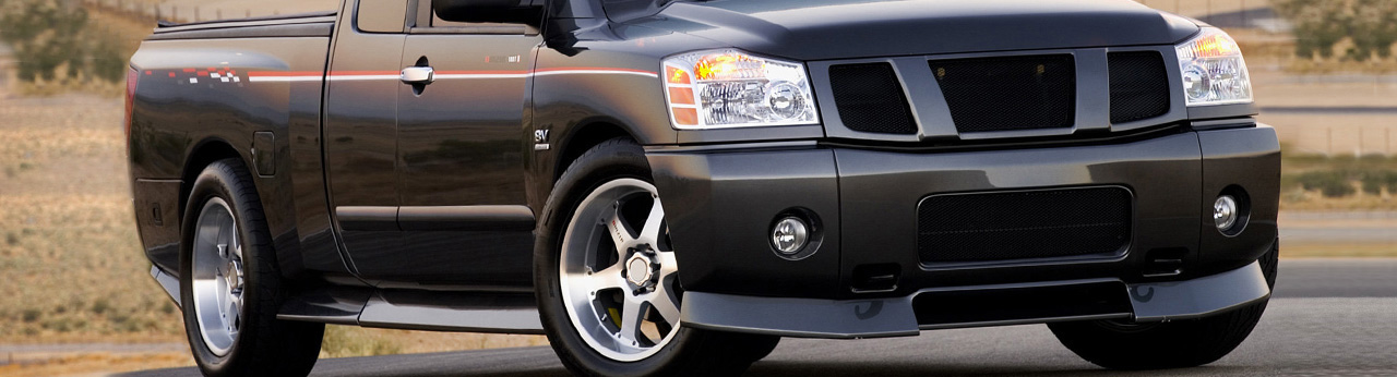 2008 Nissan Titan Information And Photos Zombiedrive