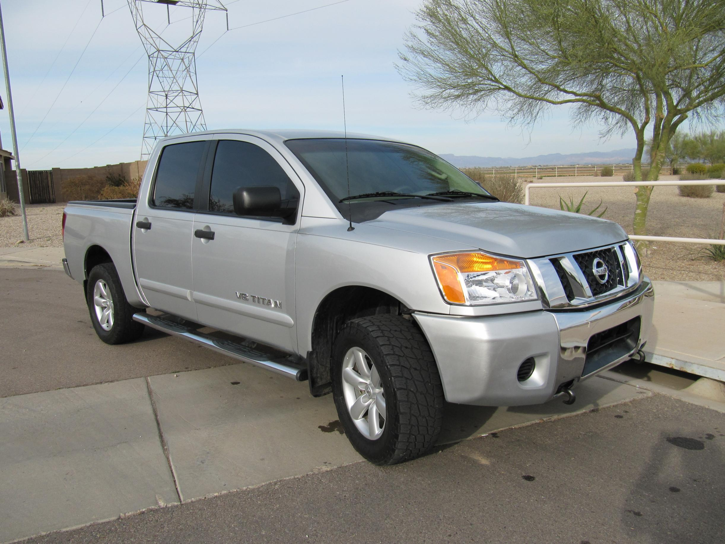 2008 nissan titan information and photos zombiedrive. Black Bedroom Furniture Sets. Home Design Ideas
