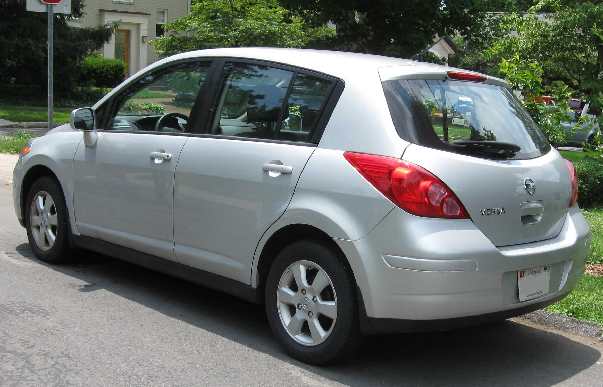 2008 nissan versa 3 nissan versa cars news videos images websites wiki  at bakdesigns.co