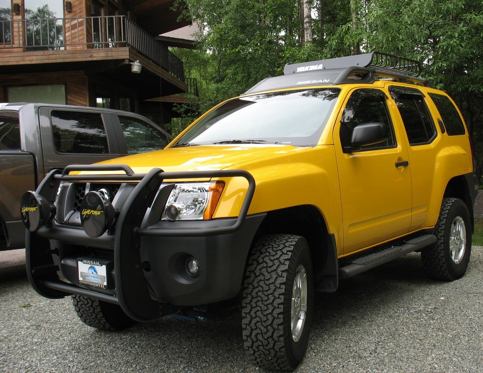 2008 Nissan Xterra Image 11