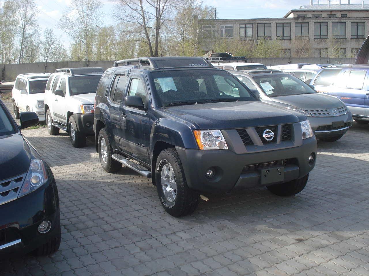 2008 Nissan Xterra Image 19