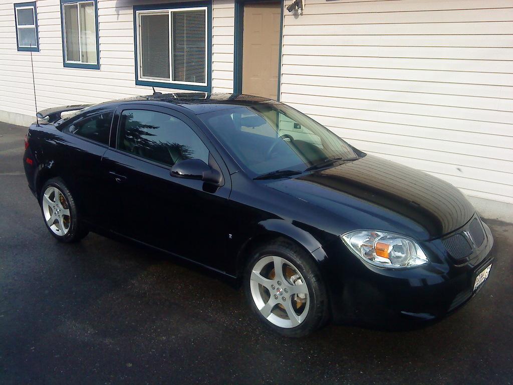 2008 Pontiac G5 Image 11