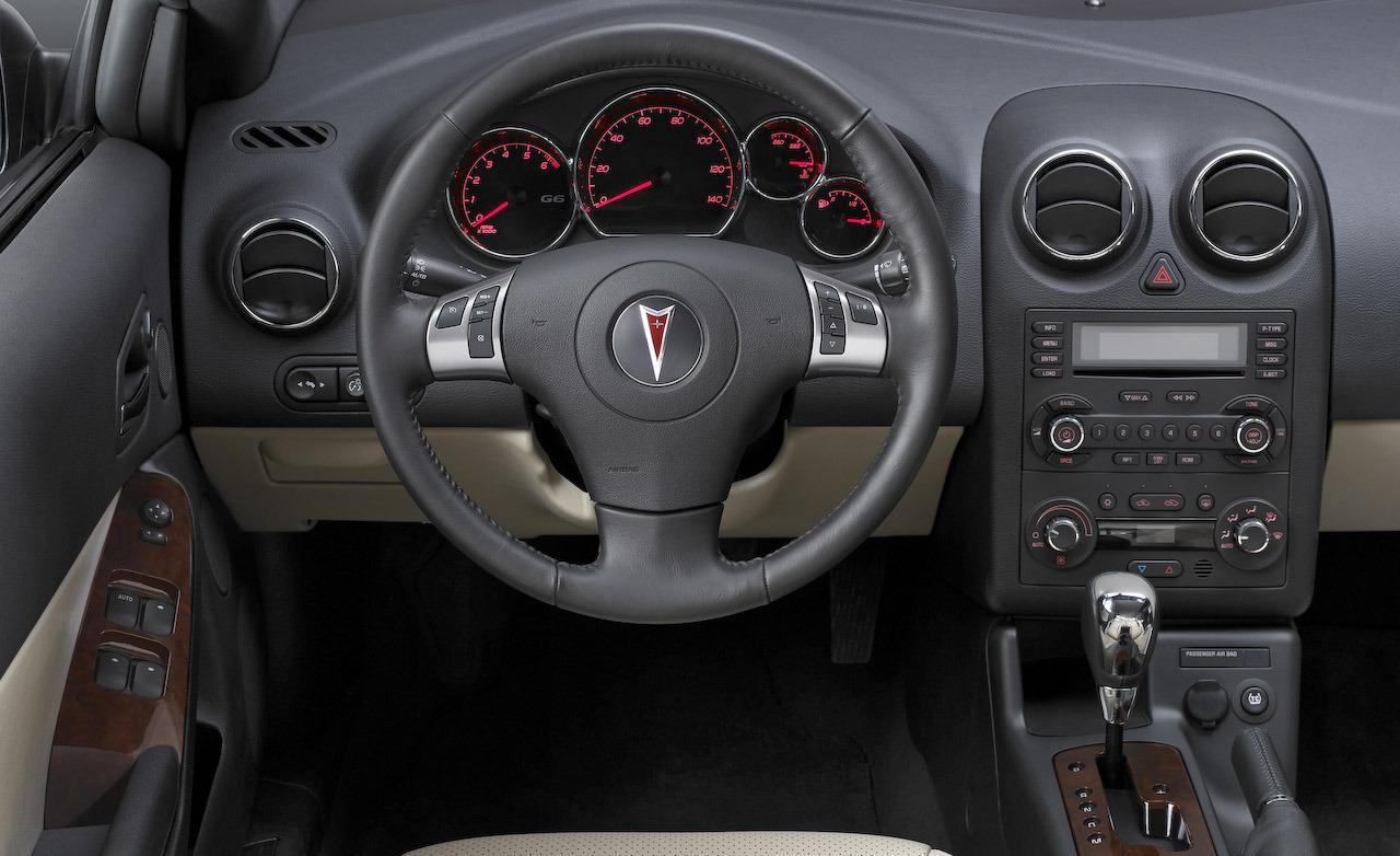 2008 Pontiac G6 Image 15