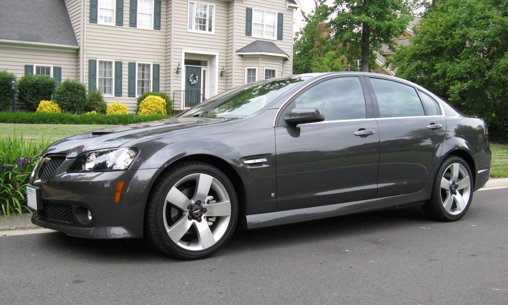 2008 Pontiac G8 Image 19